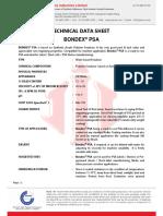TDS Adhesives  PSA