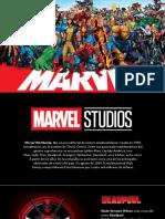 Marvel Presentacion