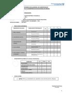 Informe de Evaluacion Cmpc 2017