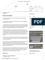 Prime Cost Contract - Designing Buildings Wiki