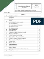 Manual de Procedimientos Del Sidunea World