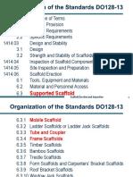 Additional Handouts Scaffolding