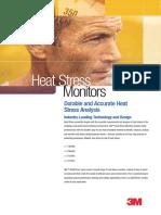 3m Heat Stress Monitors Catalogue