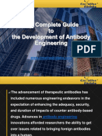 The Complete Guide to the Development of Antibody Engineering
