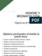 Tema Hig. y Bromato Unidad 4 Planta Física