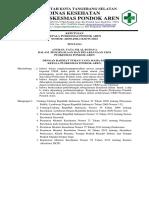 315700433 SK Aturan Tata Nilai Dan Budaya