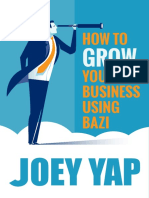 How to Grow Your Business Using BaZi