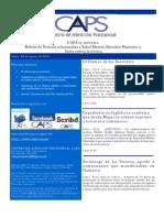 Boletin CAPS Te Informa - 060810