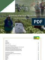 Juntos Por San Quintin Baja California (Estrategia de Desarrollo Regional 2015)