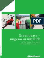 Greenpeace-Hintergrund