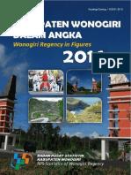 Kabupaten Wonogiri Dalam Angka 2016