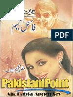 Final Game Part 2 Imran Series by Mazhar Kaleem - Zemtime.com