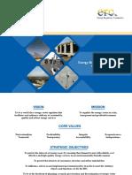 ERC Strategic Plan