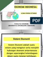 BAB 2. Sistem Ekonomi