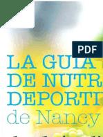 LA GUÍA DE LA NUTRICIÓN DEPORTIVA