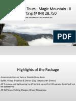 Uttarakhand Tours - Magic Mountain II with SOTC Holidays