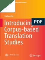Introducing corpus based translation studies linguistics introducing corpus based translation studies linguistics translations fandeluxe Image collections