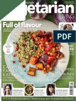 Vegetarian Living - October 2016 UK