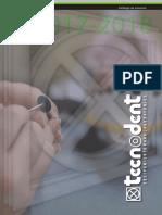 Tecnodent s.a - Catalogo Insumos Para Laboratorio (2017-2018) - Alta