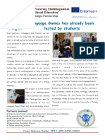 language games newsletter 3