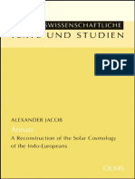 Jacob Alexander - Atman a Reconstruction of the Solar Cosmology of the Indo-Europeans