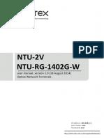 Eltiks Router Manual