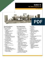 Solar T70 Datasheet