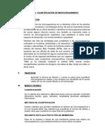 Practica Cuantificacion de Microoranismo