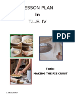 LP TLE IV - Making the Pie Crust