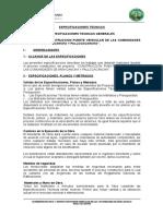 ESPECIFICACIONES TECNICAS GENERALES DEL PUENTE DE AÑAYCANCHA Y PALLCCACANCHA.doc