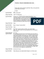 Pickton Transcript - Police Interview