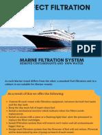 Perfect Filtration Marine