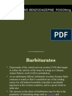 BARBITURATE AND BENZODIAZEPINE.pptx