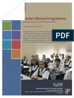 Pocket Money_A Proposal for Imparting Financial Education to School Students_Website
