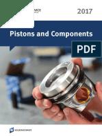 Kolben Und Komponenten - Pistons and Components - Pistons Et Composants - Pistones y Componentes - Поршни и Компоненты