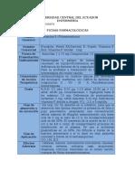 160868860 Ficha Farmacologica