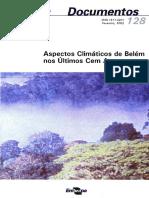 Aspectos Climáticos de Belém Oriental Doc128