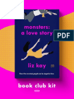 A Book Club Kit for MONSTERS