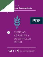 Agenda Del Conocimiento - Ciencias Agrarias y Desarrolo Rural
