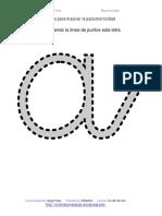 Grafomotricidad abecedario letras minusculas punteadas.pdf