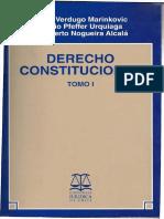 81859769 Derecho Constitucional Mario Verdugo Marinkovic Tomo i