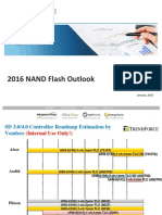2016 NAND Flash Outlook