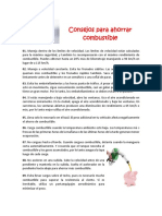 Tips para ahorrar combustible.pdf