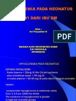 1. Hipoglikemia