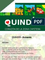 Quindio- Risaralda- Region de La Amazonía