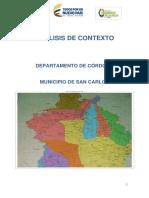 Analisis de Contexto - San Carlos.
