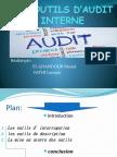Les Outils de l Audit Interne