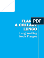 Long Weld Neck Flange Catalogue