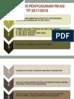 Format Dan Pedoman Penyusunan Rkas Tp 2017-2018