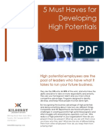 Kilberry High Potential Whitepaper